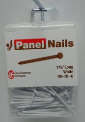 Convenience Concepts White Panel Nail