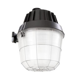 Cooper Lighting 100 Watt Metal Halide Black Area Light
