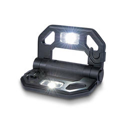"Cooper Lighting 12"" Black LED Mini Might-D-Light Worklight"