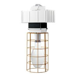"""Lumark 8"""" White 400 W 1-lamp MH Worklight"""