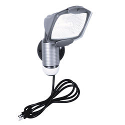 "Cooper Lighting 7"" 110-Degree Plug-In Motion Light"