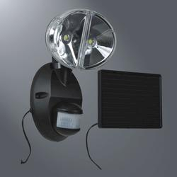 Cooper Lighting 180-Degree 2-Head LED Solar Motion Security Light