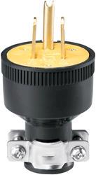 15A, 125V 3 Wire Plug