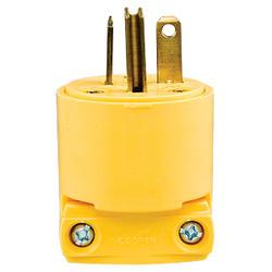 Plug Straight Blade 20A, 125V