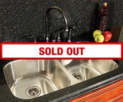 Tuscany™ 50/50 Undermount Kitchen Sink
