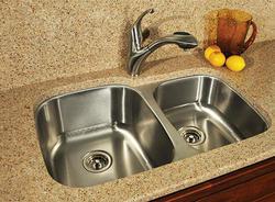 Tuscany® 60/40 Undermount Kitchen Sink