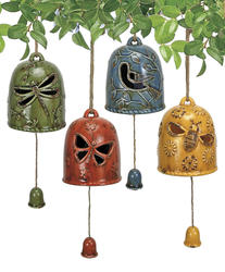 Hanging Garden Bells (Assorted Styles)