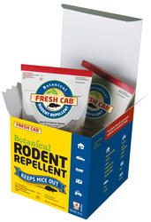 Fresh Cab® 4-Pack Rodent Repellent