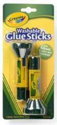 Crayola Glue Sticks 2-pk