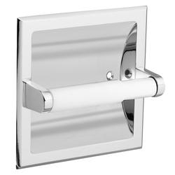 Moen Commercial Paper Holder, White Roller