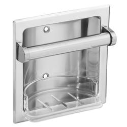 Moen Commercial Soap Holder and Utility Bar
