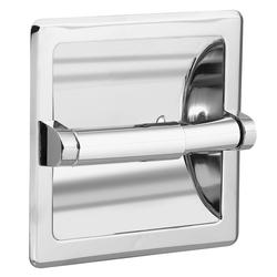 Moen Commercial Paper Holder, Chrome Roller