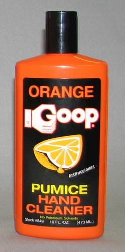 how to use goop hand cleaner