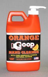 Goop 64 oz. Orange Hand Cleaner