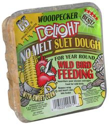C&S Products  Woodpecker Delight No Melt Suet Dough Bird Food