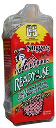 C&S Products Ready to Use Peanut Nuggets Bird Food