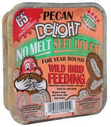 C&S Products  Pecan Delight No Melt Suet Dough Bird Food