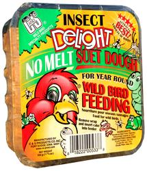 C&S Products Insect Delight No Melt Suet Dough Bird Food