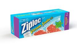 """Ziploc® 8"""" x 20' Vacuum Sealer Roll"""