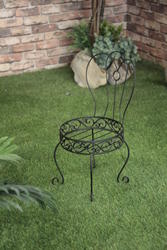 Chair Plant Stand - Assorted