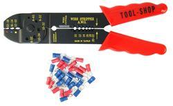 Tool Shop® Crimpling Tool with 30-Piece Terminal
