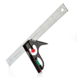 "Tool Shop® 12"" Combination Square"