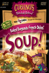 Cuginos Gourmet Foods French Onion Soup Mix
