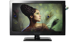 """PROSCAN 19"""" LED HD TV with DVD Player"""