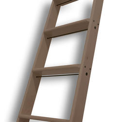 QuietGlide™ 10' Library Ladder