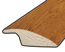 "Hardwood Flooring Reducer - Prefinished Rapid Loc Cambria Oak 3/8"" x 47"""