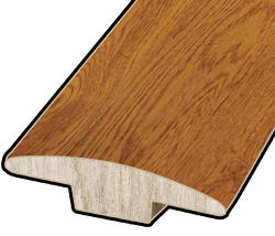 "Hardwood Flooring T-Mould - Prefinished Rapid Loc Cambria Oak 3/8"" x 47"""