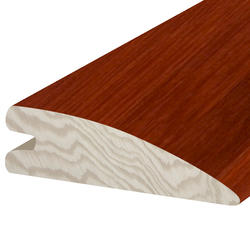 "Hardwood Flooring Reducer - Prefinished Brazilian Cherry Bamboo 5/8"" x 78"""