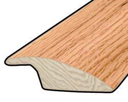 "Hardwood Flooring Reducer - Prefinished Rapid Loc Natural Oak 3/8"" x 47"""