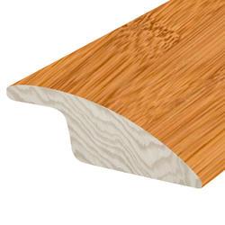 "Hardwood Flooring Reducer - Prefinished Rapid Loc Honey Bamboo 3/8"" x 78"""