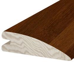 """Hardwood Flooring Reducer - Prefinished Tigerwood Bamboo 5/8 x 48"""""""