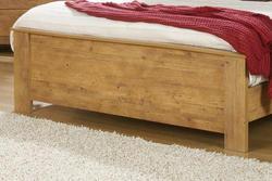 "Dakota™ 63"" Prefinished Knotty Pine Queen Footboard"