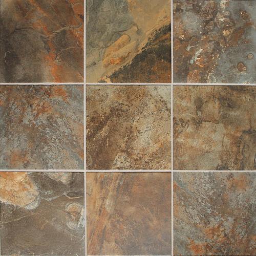 Krystal Slate So Floor Or Wall Porcelain Tile 12 Quot X 12