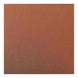 """Quarry Tile Floor or Wall Quarry Surface Bullnose 6"""" x 6"""""""