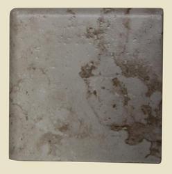 "Quarry Textures Floor or Wall Quarry Bullnose Corner 8"" x 8"""