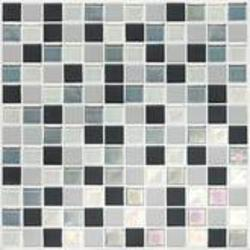 "Coastal Keystones Mosaic Floor or Wall Tile 1"" x 1"" (15 sq.ft/pkg)"