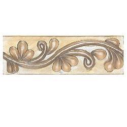 """Cristallo Glass Wall Decorative Accent 3"""" x 8"""""""