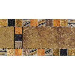 "Terra Antica Porcelain Floor or Wall Decorative Accent 6"" x 12"""