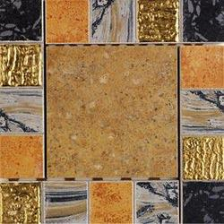 "Terra Antica Porcelain Floor or Wall Decorative Accent 6"" x 6"""