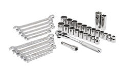 Masterforce® 35 pc. Mechanics Tool Set