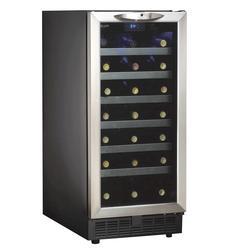 Danby 3.2 cu. ft. 34-Bottle Built-In Wine Cooler