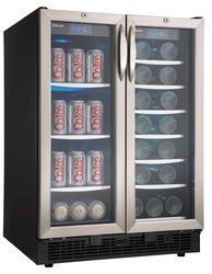 Danby 5.1 cu. ft. 27-Bottle and 60-Can Built-In Beverage Cooler