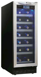 Danby 2.5 cu. ft. 27-Bottle Built-In Wine Cooler