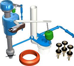 HydroFit Total Premium Toilet Repair Kit