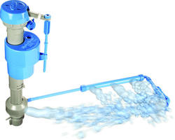 HydroClean Water-Saving Toilet Fill Valve with Cleaning Tube HC660