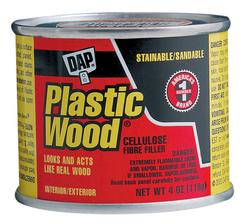 DAP® Plastic Wood® Natural Solvent Wood Filler - 4 oz